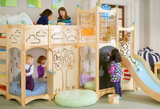 Dreams bedroom decorating for kids