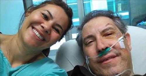 Sobrevivente de acidente com avião da Chapecoense posta foto e agradece apoio