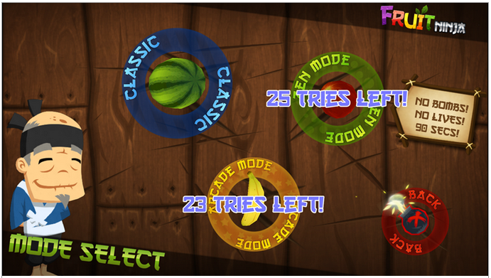 Download Fruit Ninja For PC/Laptop Windows 8.1 or Windows 8/7