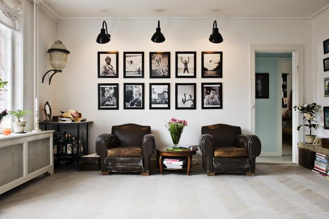 decoracao quadro branco:Scandinavian Style Interior Design