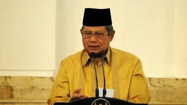 Karir Internasional Susilo Bambang Yudhoyono