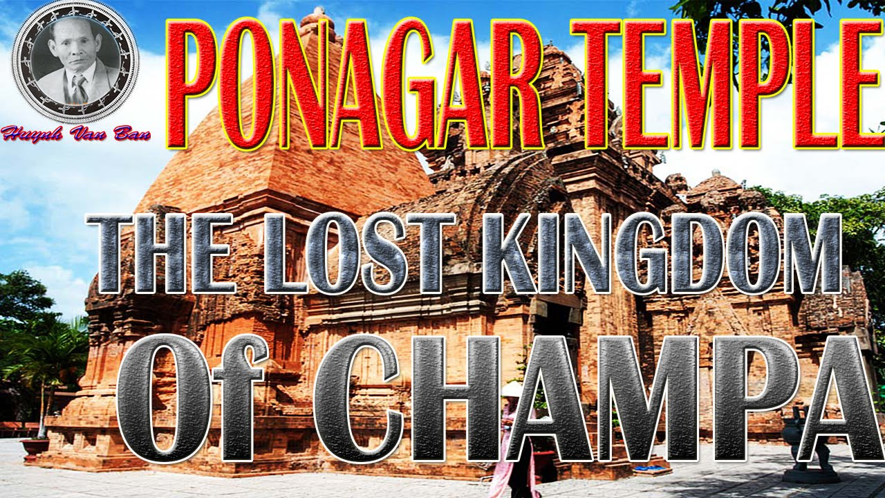 Ponagar Temple - Nha Trang