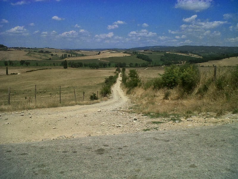 strade bianche tuscany bike rental excursions