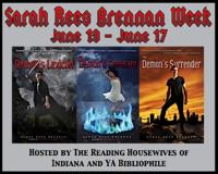 Sarah Rees Brennan Week