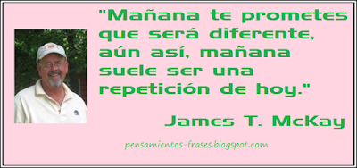 frases de James T. McKay