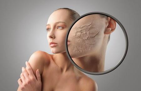 Làm gì để da mặt hết khô nẻ trong mùa hanh khô ?