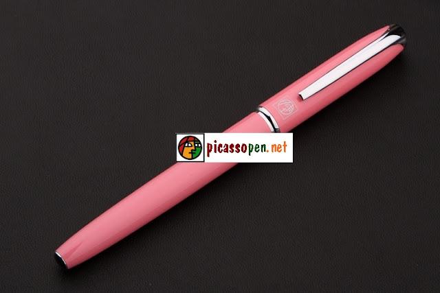 Bút máy cao cấp Picasso 916 màu hồng