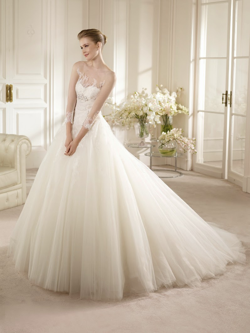 Wedding styles on pinterest the best wedding dresses ever 2 for Top wedding dress designs