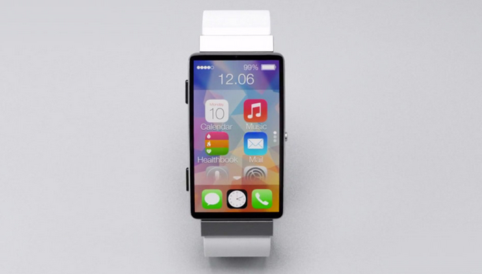 Apple will announced it iWatch next month September/October. The iPhone keynote is scheduled for September 9.