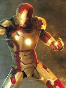 . pues por fin se presenta una imagen oficial del rodaje de Iron Man 3