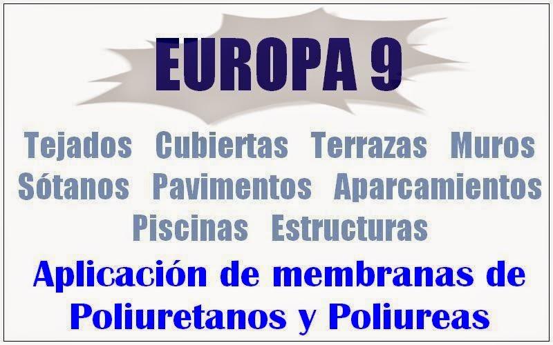 Europa 9 empresa impermeabilizaciones con sika en - Impermeabilizar paredes interiores ...