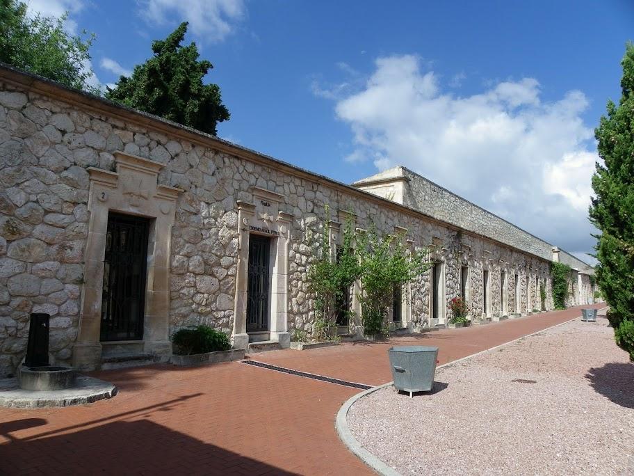 Sant Antoni Abat or Cantagallet Cemetery (Alcoy, Spain)