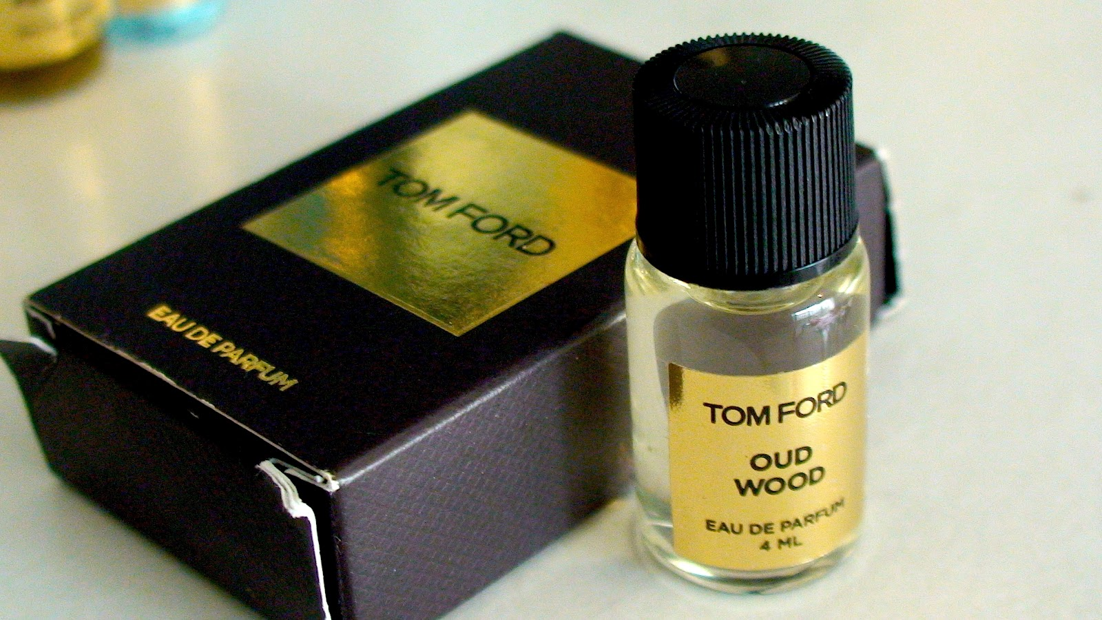 My Perfume Diaries Tom Ford Private Blend Oud Wood