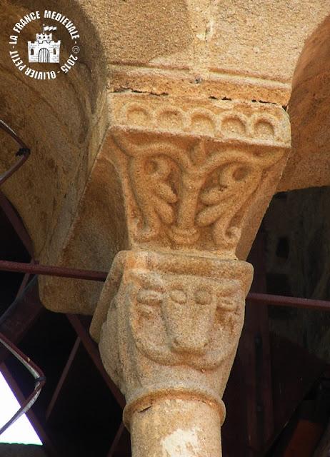 TAURINYA (66) - Eglise Saint-Fructueux (XIe-XVe siècle)