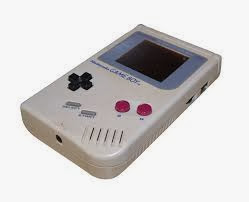 Gameboy Portable Gaming Console