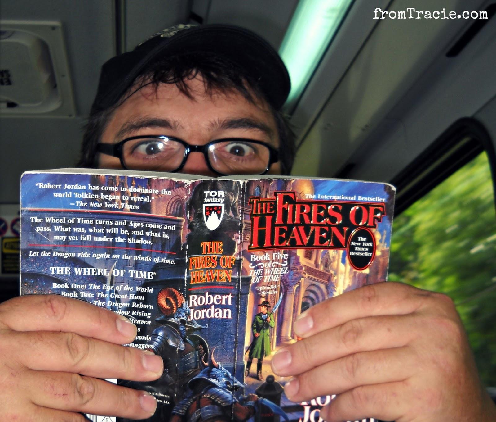 Thomas Reading Wheel Of Time