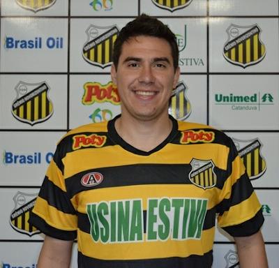"Atlético Vega Real ficha al brasileño Carlos Porcari ""Cadu"""