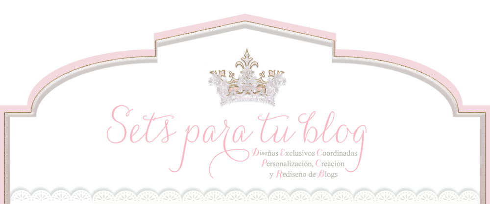 Set´s para tu Blog