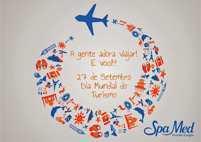 27 de Setembro Dia Mundial do Turismo