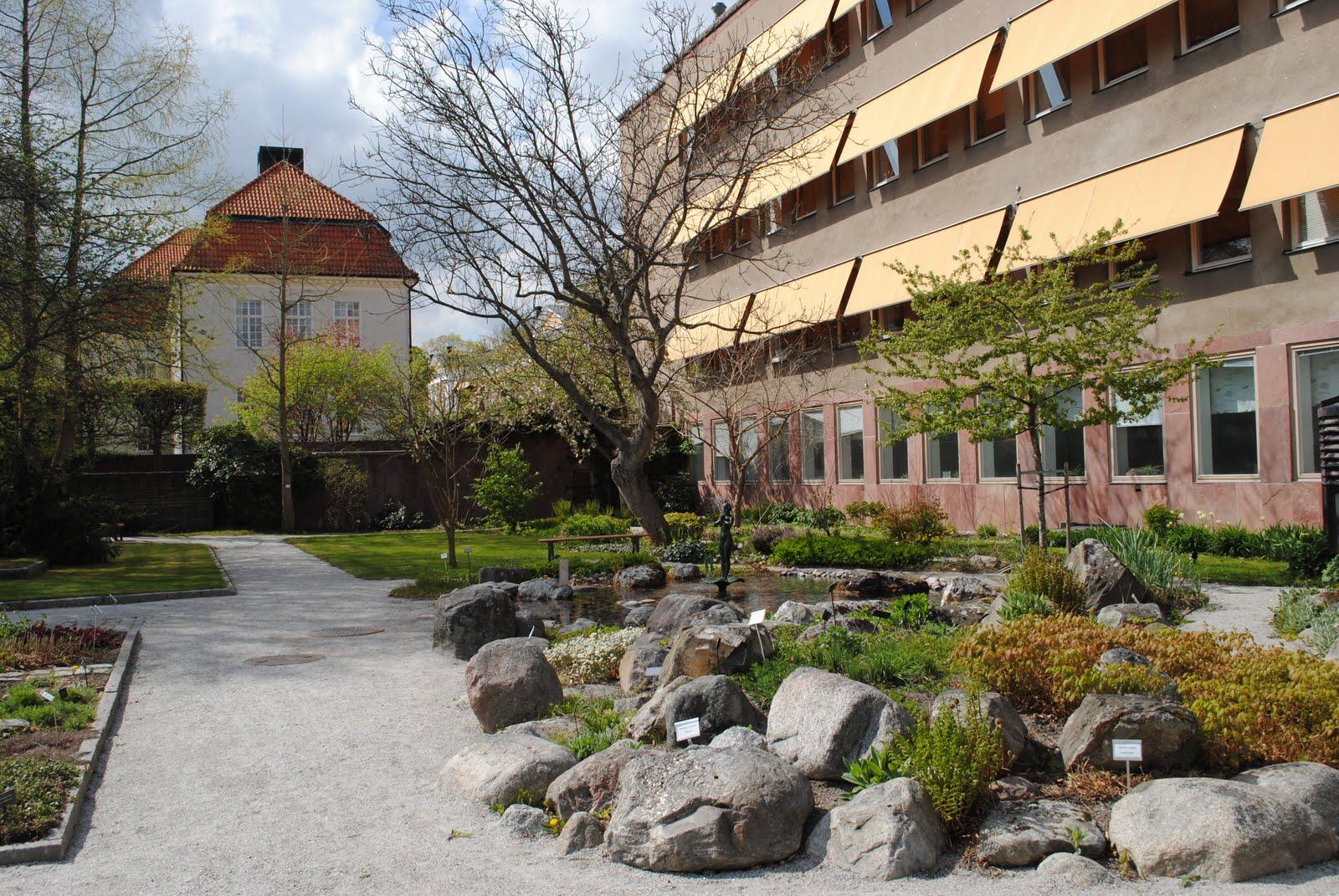norells trädgård västerås