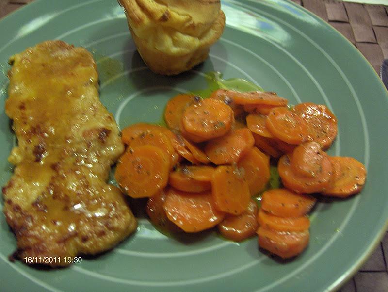 Carote in padella cucina mon amour for Cucinare 4 salti in padella