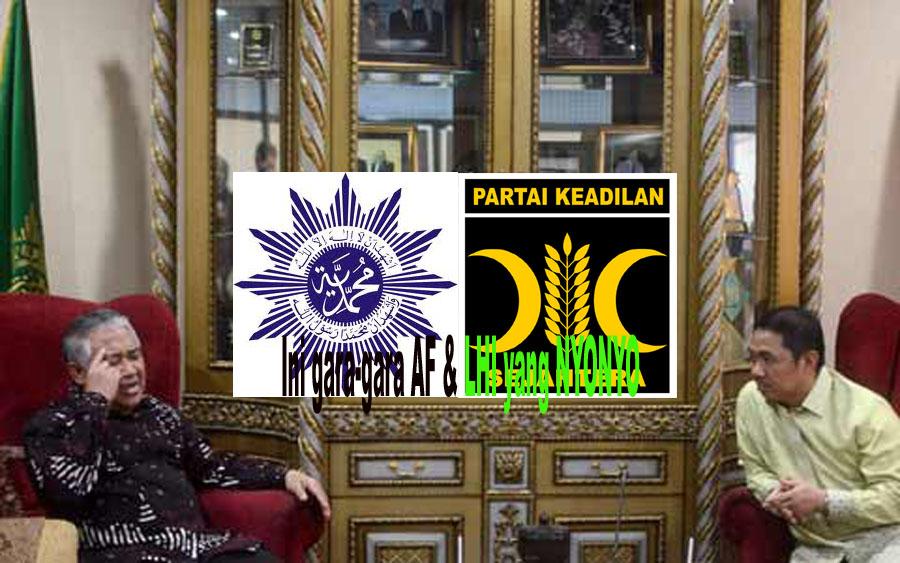 jurnalis independen tertular epidemi korupsi pks berlindung ke muhammadiyah. Black Bedroom Furniture Sets. Home Design Ideas
