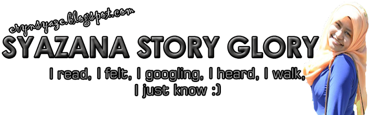SYAZANA STORY GLORY