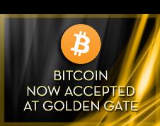 Биткоин теперь принимают в отеле при казино Golden Gate