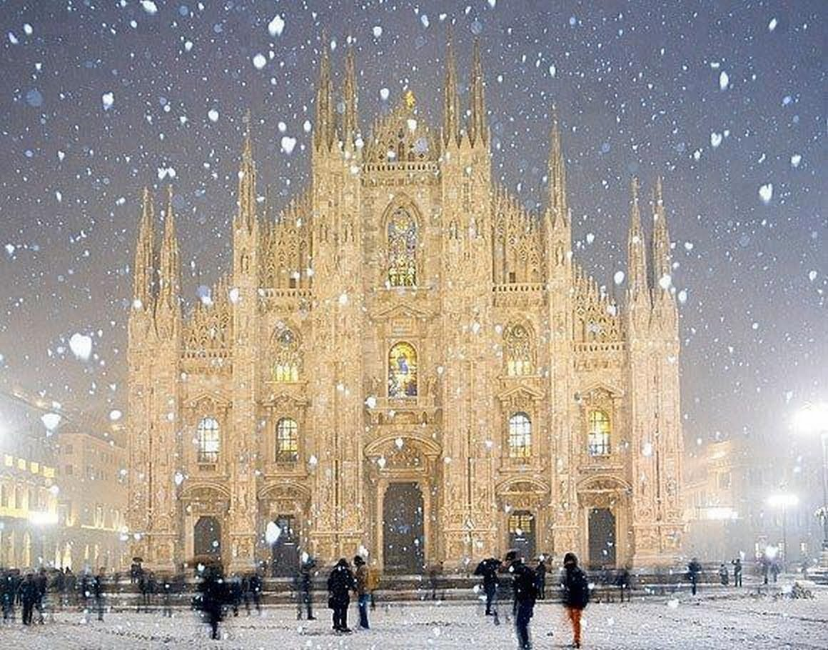 Milan Italy  city photo : The Nicest Pictures: Duomo Cathedral in Milan, Italy