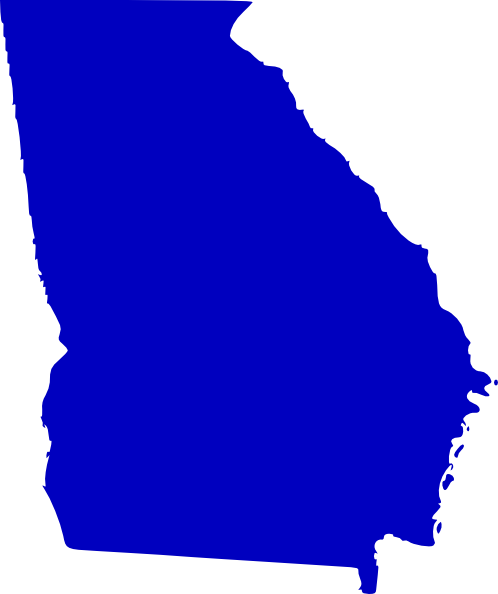 Georgia Republicans will stop at nothing to  prevent their state from turning this color.