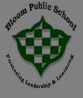 Bloom Public School Vasant Kunj Logo