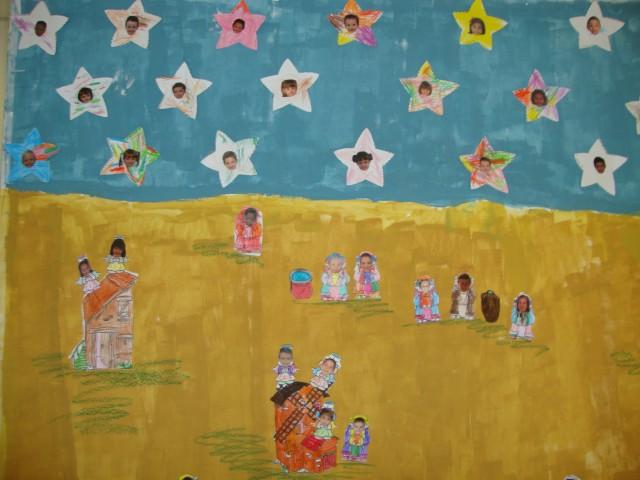 Reliartes decoraci n navidad 2010 11 infantil - Decoracion navidad infantil ...