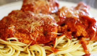 Crock-Pot Chicken Parmesan