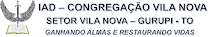 Congregação Vila Nova