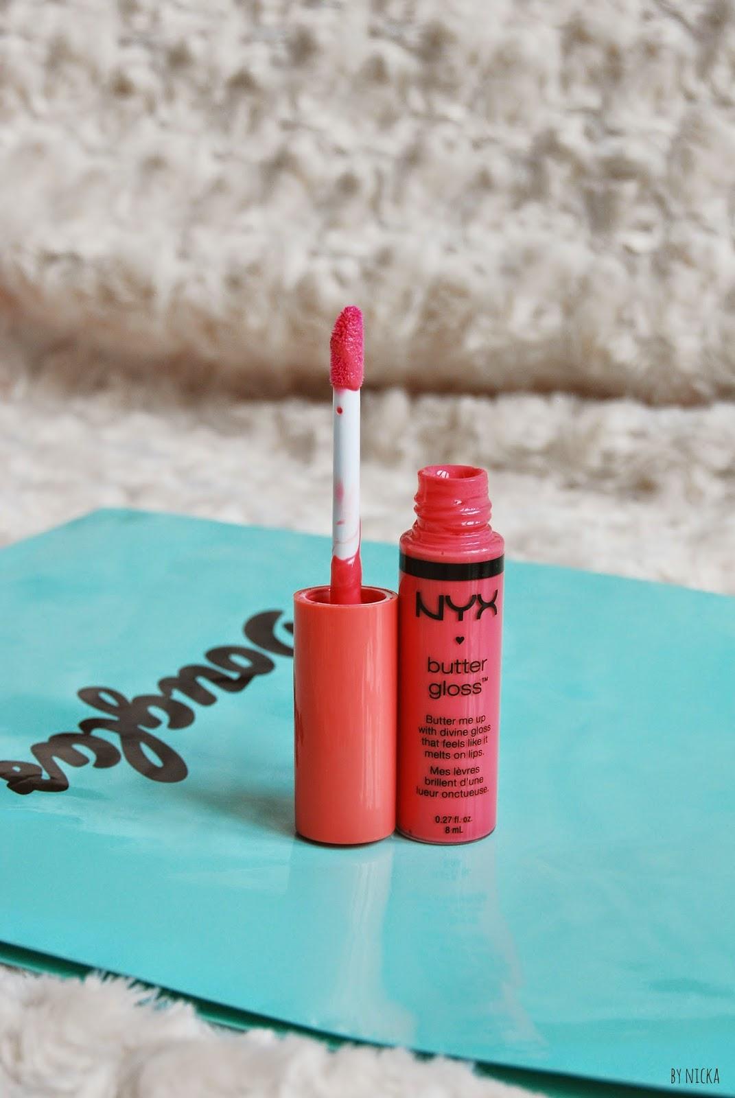 nyx lip product