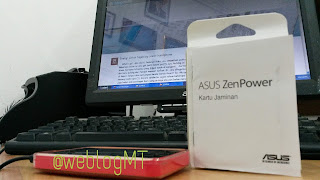asus zenpower unboxing lengkap, power bank asus lengkap