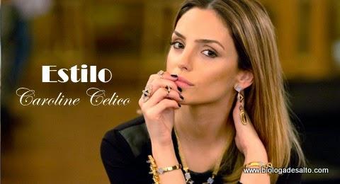 Caroline Celico está separada de Káka