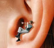 Porque siento un pito en mi Oído