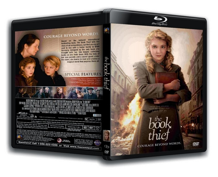The Book Thief 2013 BluRay 1080p/720p 2GB/999MB Direct Download