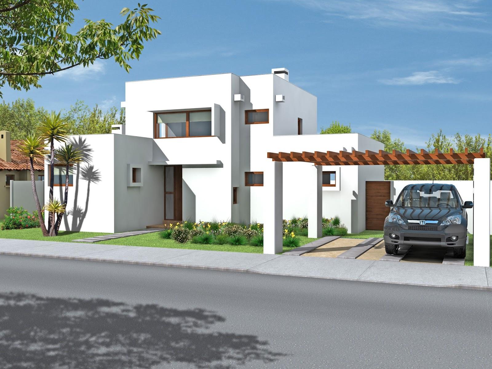 Animaci n 3d casas 3d plantas y loteos 2d for Casas en 2d
