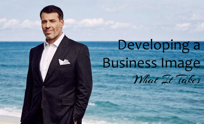 Developing A Business Image - What It Takes