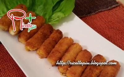 Crocchette di Riso e Verdure di Cotto e Mangiato