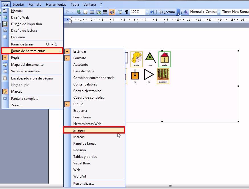 Informática para Educación Especial: Cómo insertar, recortar y ...