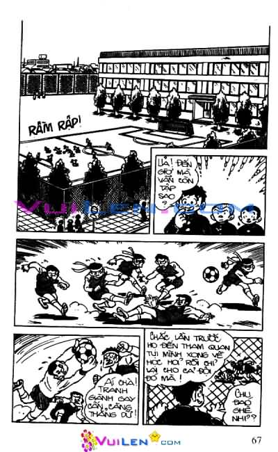 Jindodinho - Đường Dẫn Đến Khung Thành III  Tập 4 page 68 Congtruyen24h