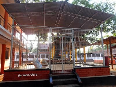 Trichambaram temple, Kannur- Kerala