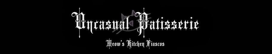 Uncasual Pâtisserie