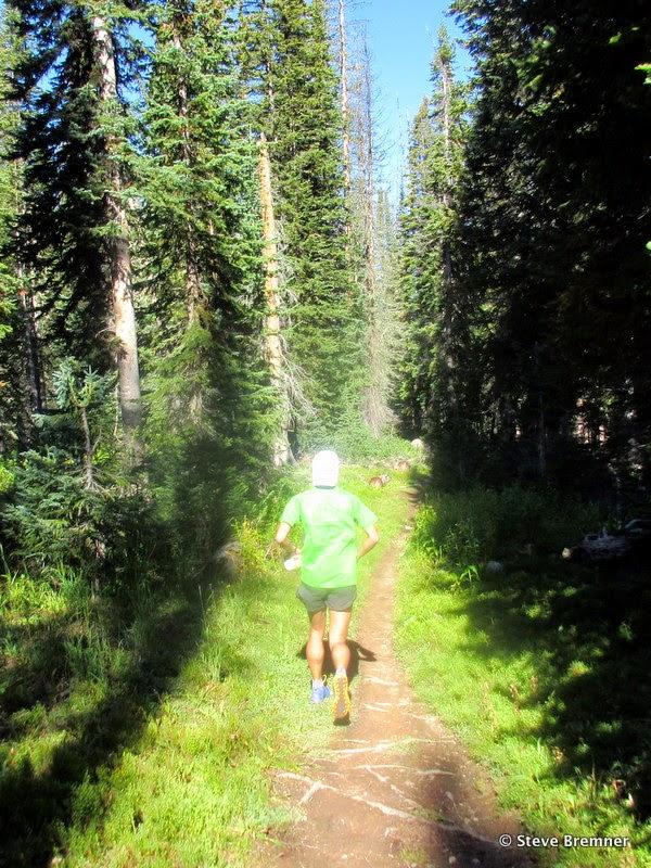 talking sense  run rabbit run 100 mile race