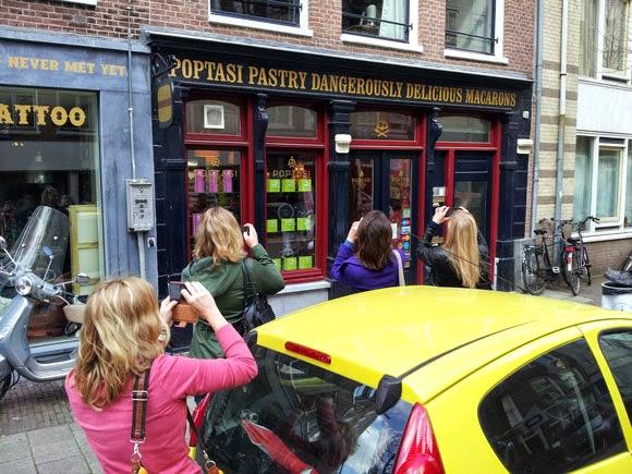 zoete bloggers in Amsterdam poptasi