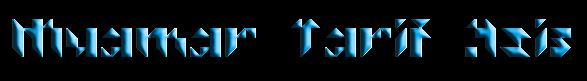Muamar Tarif Azis