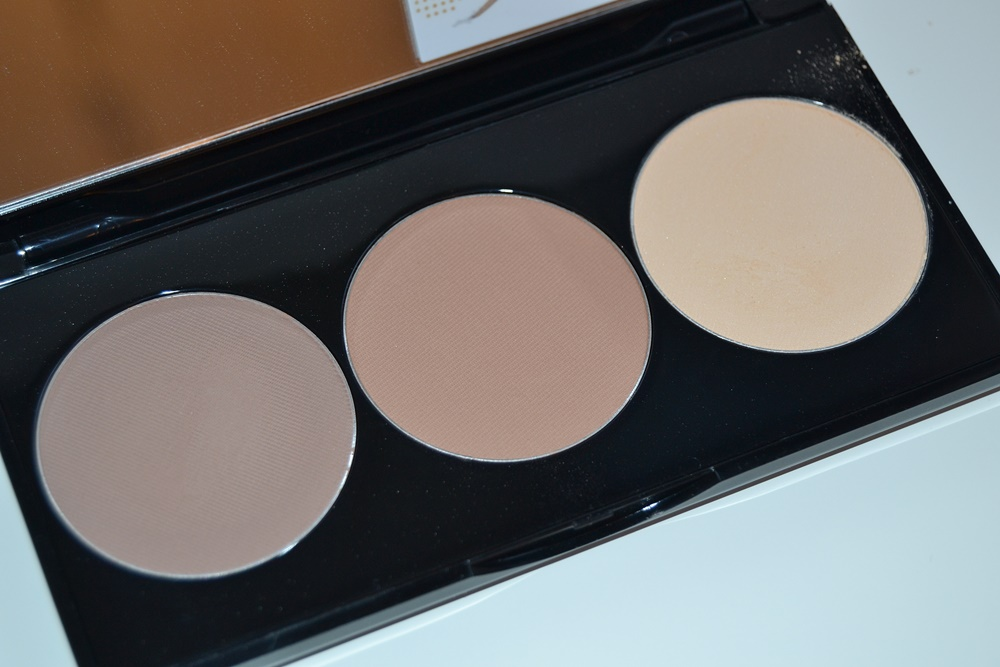 Smashbox Step by Step Contour Kit Review